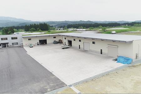 尾花沢営業所